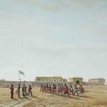 Carlos Pellegrini, El fuerte de Buenos Aires, colección MAT.