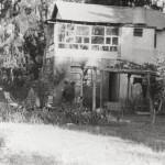 Li Tao, la casa de Xul Solar en Tigre, vista   posterior. © Fundación Pan Klub - Museo Xul Solar