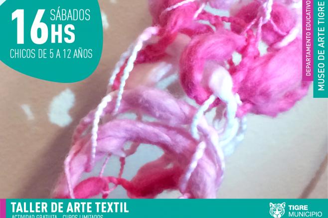 taller arte textil