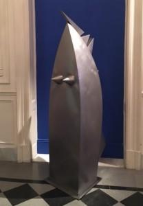 "Hernán Dompé ""Comadre"", 2009 acero inoxidable"